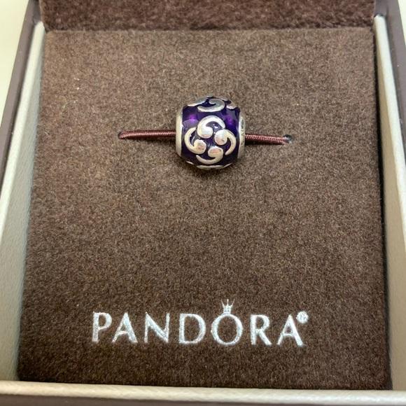 Pandora Jewelry - Retired Zen Pandora charm